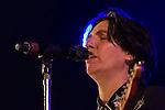 © Joel Goodman - 07973 332324 . 19/07/2013 . Suffolk , UK . Sharleen Spiteri of Texas perform on the 6Music stage . The Latitude music and culture festival in Henham Park , Southwold . Photo credit : Joel Goodman