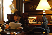 Rod Blagojevich's Final Day in Office (USA)
