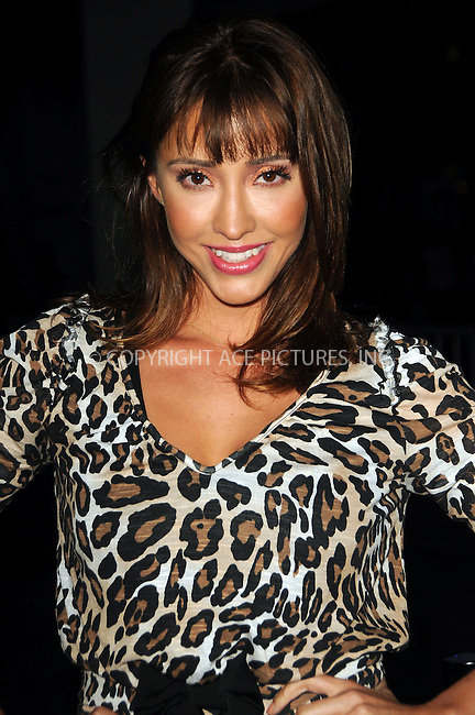 WWW.ACEPIXS.COM . . . . .  ....September 13 2011, New york City....Fernanda Romero arriving at the FX Premiere for 'It's Always Sunny In Philadelphia' and 'The League' at ArcLight Cinemas Cinerama Dome on September 13, 2011 in Hollywood, California.....Please byline: PETER WEST - ACE PICTURES.... *** ***..Ace Pictures, Inc:  ..Philip Vaughan (212) 243-8787 or (646) 679 0430..e-mail: info@acepixs.com..web: http://www.acepixs.com