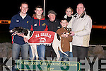 at.Kingdom Greyhound Stadium,.Tralee, on Saturday night.