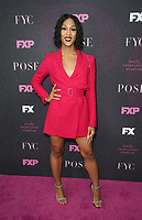 "WEST HOLLYWOOD, CA - AUGUST 9: Mj Rodriguez, at Red Carpet Event For FX's ""Pose"" at Pacific Design Center in West Hollywood, California on August 9, 2019. <br /> CAP/MPIFS<br /> ©MPIFS/Capital Pictures"