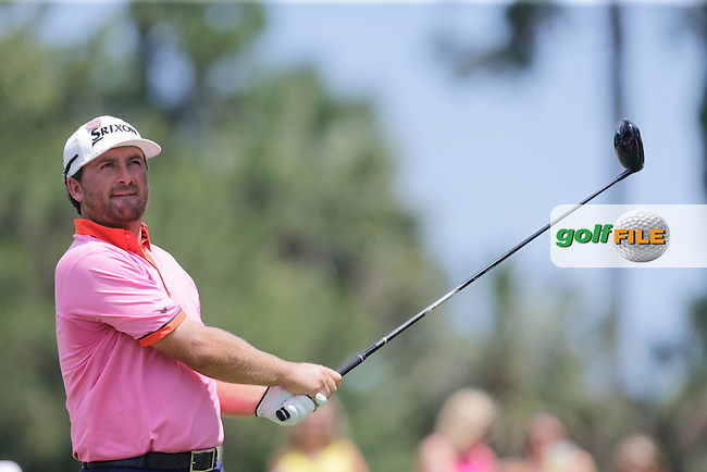 Graeme McDOWELL (NIR) during the final round of The Players, TPC Sawgrass, Ponte Vedra Beach, Florida, United States. 10/05/2015<br /> Picture Fran Caffrey, www.golffile.ie