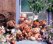 Interlitho, Alberto, CUTE ANIMALS, teddies, photos, teddies, window(KL16041,#AC#)
