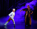 London, UK. 15.12.2017. Matthew Bourne's CINDERELLA returns to Sadler's Wells and runs until January 27th 2018. Picture shows: Liam Mower (The Angel). Photograph © Jane Hobson.