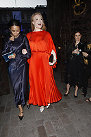 LONDON, ENGLAND - JUNE 04 :  Freya Ridings leaves The Royal Academy Of Arts Summer Exhibition preview party at The Royal Academy on June 04, 2019 in London, England.<br /> CAP/AH<br /> ©AH/Capital Pictures