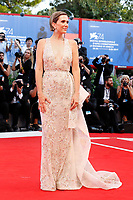 VENICE, ITALY - AUGUST 30: Kristen Wiig arrives at the 'Downsizing' premiere and Opening of the 74th Venice Film Festival at the Palazzo del Cinema on August 30, 2017 in Venice, Italy.  (Photo by John Rasimus) /MediaPunch ***FRANCE, SWEDEN, NORWAY, DENARK, FINLAND, USA, CZECH REPUBLIC, SOUTH AMERICA ONLY***