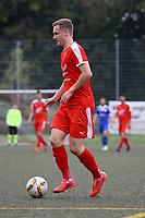 Nils Beisser (SKV Büttelborn) - Büttelborn 24.09.2017: SKV Büttelborn vs. VfL Michelstadt