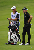 Trevor Fisher Jnr (RSA) on the 3rd fairway during Round 2 of the 100th Open de France, played at Le Golf National, Guyancourt, Paris, France. 01/07/2016. <br /> Picture: Thos Caffrey | Golffile<br /> <br /> All photos usage must carry mandatory copyright credit   (&copy; Golffile | Thos Caffrey)