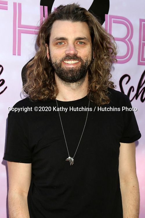 """LOS ANGELES - MAR 8:  Adam Chambers at the """"To the Beat! Back 2 School"""" World Premiere Arrivals at the Laemmle NoHo 7 on March 8, 2020 in North Hollywood, CA"""