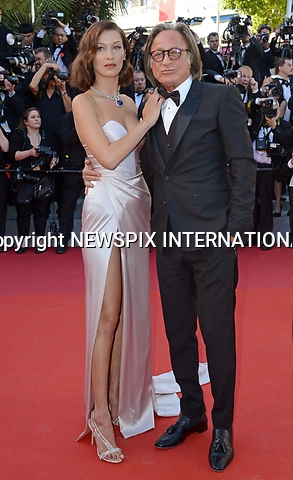 17.05.2017; Cannes, France: BELLA HADID<br /> attends the premiere of &quot;Les Fantomes d'Ismael&quot; at the 70th Cannes Film Festival, Cannes<br /> Mandatory Credit Photo: &copy;NEWSPIX INTERNATIONAL<br /> <br /> IMMEDIATE CONFIRMATION OF USAGE REQUIRED:<br /> Newspix International, 31 Chinnery Hill, Bishop's Stortford, ENGLAND CM23 3PS<br /> Tel:+441279 324672  ; Fax: +441279656877<br /> Mobile:  07775681153<br /> e-mail: info@newspixinternational.co.uk<br /> Usage Implies Acceptance of Our Terms &amp; Conditions<br /> Please refer to usage terms. All Fees Payable To Newspix International