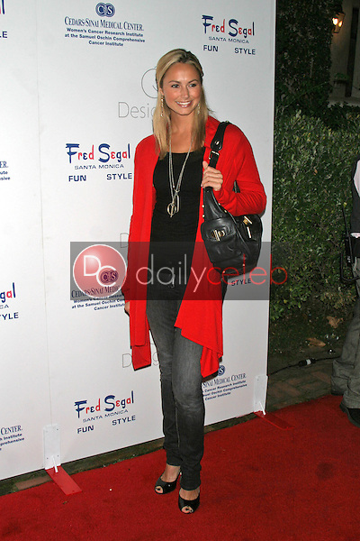 Stacy Keibler<br />