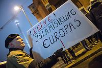 2015/01/05 Berlin | Politik | Pegida - Bärgida