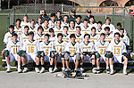 4-14-16, Huron High School boy's lacrosse team