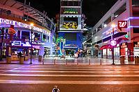 MAR 21 Las Vegas shut down due to coronavirus pandemic