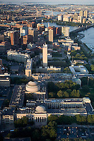 MIT, Cambridge, MA aerial