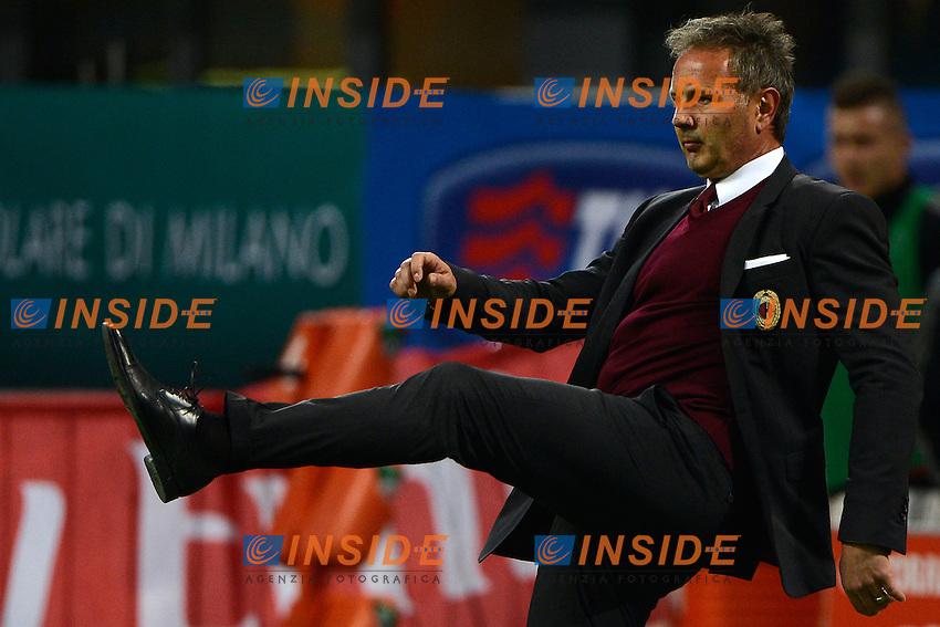 Sinisa Mihajlovic Milan<br /> Milano 21-10-2015 Stadio Giuseppe Meazza - Football Calcio Trofeo Berlusconi Milan - Inter. Foto Giuseppe Celeste / Insidefoto