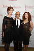 Peg Breen, Bernadette Peters and Joel Grey attend the New York Landmarks Conservancy's 22nd Living Landmarks Gala on November 5, 2015 at The Plaza Hotel in New York, New York. USA<br /> <br /> photo by Robin Platzer/Twin Images<br />  <br /> phone number 212-935-0770