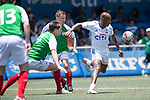 Citi All Stars (in white) vs USRC (in green), during their Masters Tournament match, part of the HKFC Citi Soccer Sevens 2017 on 27 May 2017 at the Hong Kong Football Club, Hong Kong, China. Photo by Marcio Rodrigo Machado / Power Sport Images