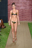 Camille Fishel at Julia Veli Swimwear Show during Funkshion Fashion Swim Week 2013 at Miami Beach, FL on July 19, 2012
