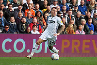 Swansea City's Barrie McKay in action during todays game <br /> <br /> Photographer Ian Cook/CameraSport<br /> <br /> The EFL Sky Bet Championship - Swansea City v Nottingham Forest - Saturday 15th September 2018 - Liberty Stadium - Swansea<br /> <br /> World Copyright &copy; 2018 CameraSport. All rights reserved. 43 Linden Ave. Countesthorpe. Leicester. England. LE8 5PG - Tel: +44 (0) 116 277 4147 - admin@camerasport.com - www.camerasport.com