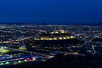 Cerro de la campana Noche