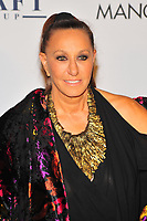 NEW YOKR, NY - NOVEMBER 7: Donna Karan at The Elton John AIDS Foundation's Annual Fall Gala at the Cathedral of St. John the Divine on November 7, 2017 in New York City. Credit:John Palmer/MediaPunch /NortePhoto.com