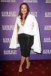 """Lucinda Martinez arrives at the Alvin Ailey American Dance Theater """"Modern American Songbook"""" opening night gala benefit at the New York City Center on November 29, 2017."""