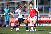 Jennifer Beattie of Arsenal during Arsenal Women vs Tottenham Hotspur Women, Friendly Match Football at Meadow Park on 25th August 2019