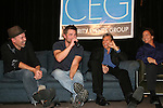 Adam Reist - Daniel Cosgrove - Grant Aleksander - Bradley Cole - So Long Springfield event brought out Guiding Light Actors as they  came to see fans at the Hyatt Regency in Pittsburgh, PA. for Q & A, acting scenes between actors and fans, and entertainment (singing) by GL finest during the weekend of October 24 and 25, 2009. (Photo by Sue Coflin/Max Photos)