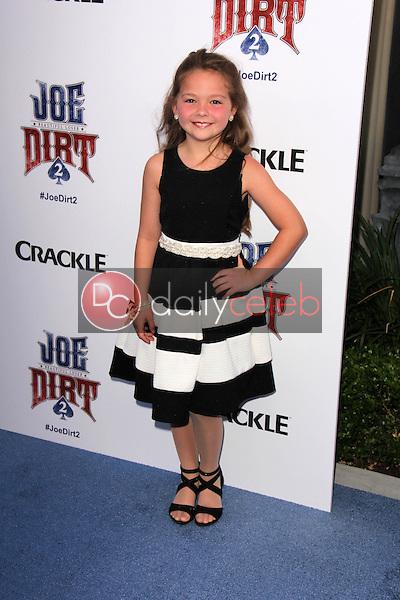 "Chloe Guidry<br /> at the ""Joe Dirt 2: Beautiful Loser"" Premiere, Sony Studios, Culver City, CA 06-24-15<br /> David Edwards/DailyCeleb.Com 818-249-4998"