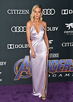 "LOS ANGELES, USA. April 22, 2019: Brie Larson at the world premiere of Marvel Studios' ""Avengers: Endgame"".<br /> Picture: Paul Smith/Featureflash"