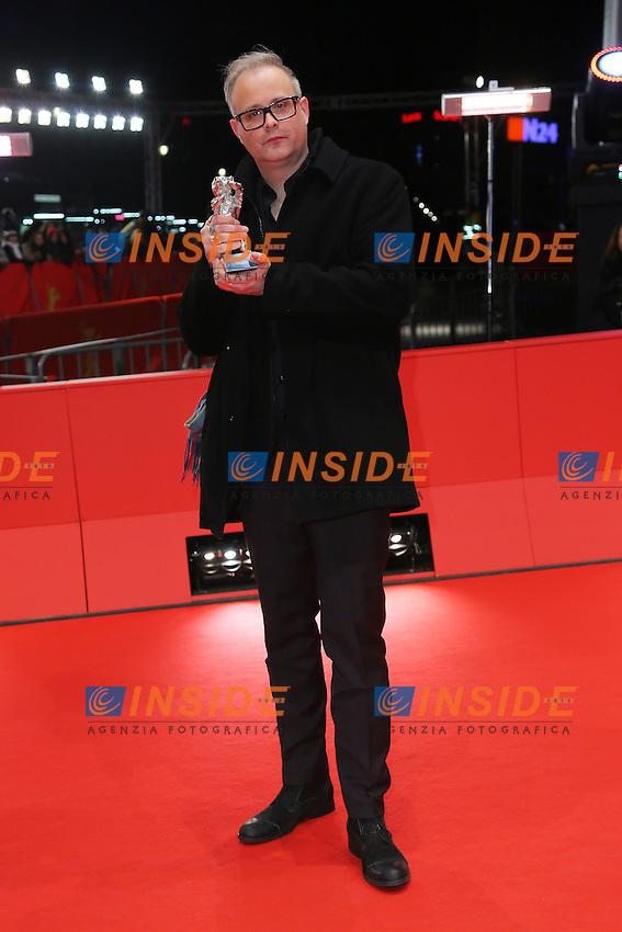 Denis Cote. Berlin 16/02/2013. 63th Berlinale Award Winners red Carpet. foto Mark Cape/Insidefoto