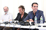 Daniel Sullivan, Al Pacino & Bobby Cannavale attending the 'Glengarry Glen Ross' Media Day at Ballet Hispanico Rehearsal Studios in New York City on 9/19/2012.