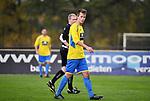 2017-11-05 / Voetbal / Seizoen 2017-2018 / Wuustwezel / Lucas Vissers<br /> <br /> ,Foto: Mpics.be