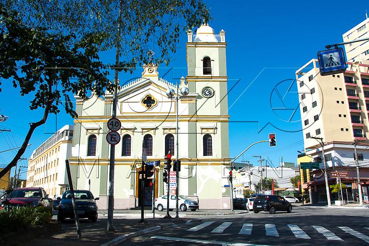 Santuário Eucarístico Nossa Senhora da Penha de França - Igreja Velha, São Paulo - SP, 08/2016.