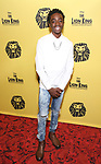 Caleb McLaughlin attends the 20th Anniversary Performance of 'The Lion King' on Broadway at The Minskoff Theatre on November e, 2017 in New York City.