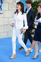 Emma Freud arriving for the &quot;Mama Mia! Here We Go Again&quot; world premiere at the Eventim Apollo, Hammersmith, London, UK. <br /> 16 July  2018<br /> Picture: Steve Vas/Featureflash/SilverHub 0208 004 5359 sales@silverhubmedia.com