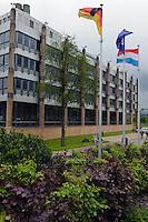 HypoVereinsbank im Bankenviertel - Architekz Markus Lüpertz - , Stadt Luxemburg, Luxemburg