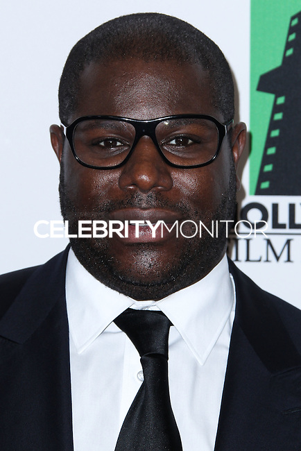BEVERLY HILLS, CA - OCTOBER 21: Steve McQueen at 17th Annual Hollywood Film Awards held at The Beverly Hilton Hotel on October 21, 2013 in Beverly Hills, California. (Photo by Xavier Collin/Celebrity Monitor)