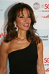 All My Children's Susan Lucci attends the after party of ABC and SOAPnet's Salutes to Broadway Cares/Equity Fights Aids on March 9, 2009 at the New York Marriott Marquis, New York, NY.  (Photo by Sue Coflin/Max Photos)