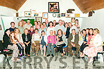 Sean McCarthy Weekend: Finuge natives gathered in The Thatc h Cottage in Finuge on Thursday nigh last for a reunion. In the centre is Ellen Kennelly, centre front, who is oldest Finuge born person at the age of 91.