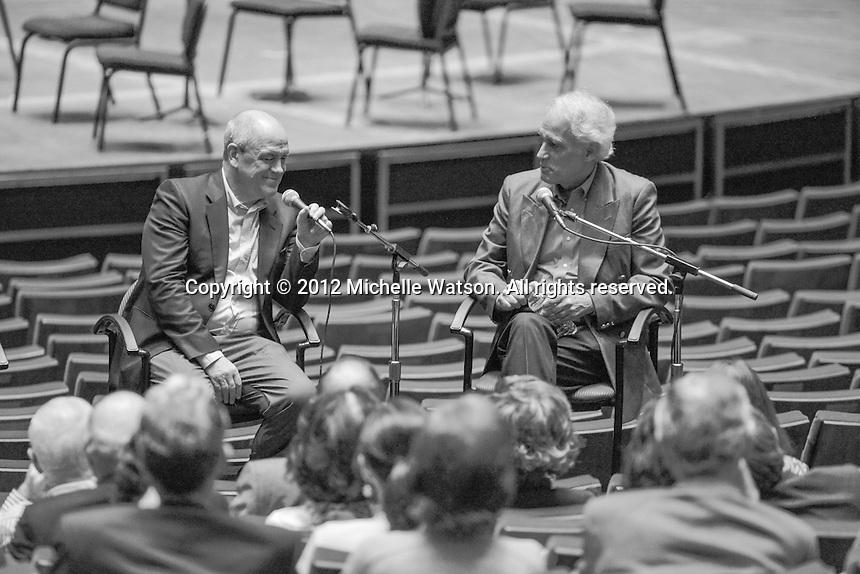 Houston Symphony - A Conversation with Hans Graf