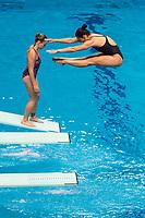 Training Session <br /> Diving 13/07/2017 <br /> XVII FINA World Championships Aquatics<br /> Duna Arena Budapest Hungary  <br /> Photo Andrea Staccioli/Deepbluemedia/Insidefoto
