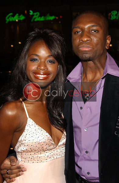 Nzinga Blake and Adetokumboh M'Cormack<br />
