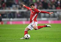 Fussball  1. Bundesliga  Saison 2016/2017  16. Spieltag  FC Bayern Muenchen - RB Leipzig        21.12.2016 Juan Bernat (FC Bayern Muenchen)