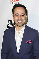 "LOS ANGELES - OCT 14:  Amir Talai at the ""Killing Gunther"" LA Special Screening at the TCL Chinese 6 Theater on October 14, 2017 in Los Angeles, CA"