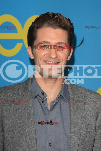 Matthew Morrison at the TV Academy special screening and Q&A of 'Glee' at the Leonard H. Goldenson Theatre in North Hollywood, California. May 1, 2012. © mpi28 / MediaPunch Inc. **SOLO*VENTA*EN*MEXICO**