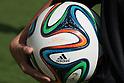 Match ball, JUNE 22, 2014 - Football / Soccer : FIFA World Cup Brazil 2014 Group H match between Belgium 1-0 Russia at the Maracana stadium in Rio de Janeiro, Brazil. (Photo by Maurizio Borsari/AFLO)