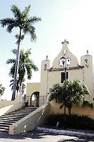 La Hermita church in Merida's city center.