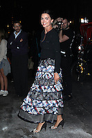 NEW YORK, NY - SEPTEMBER 06:  Katie Lee at Bergdorf Goodman on September 6, 2016 in New York City. Credit: DC/Media Punch